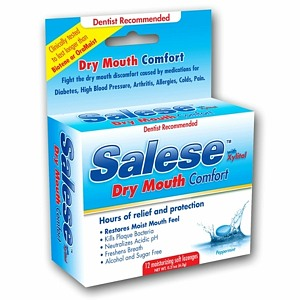 Salese Dry Mouth Lozenges